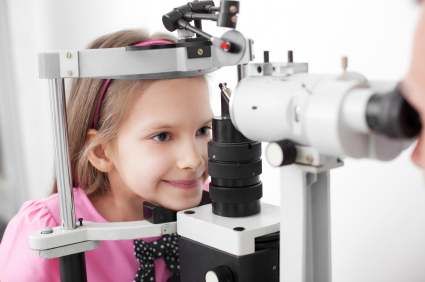 Kids Eye Exam
